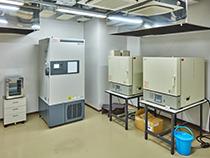 Environmental Sample Pretreatment Room, Dessication/Ashing Room(Photo)