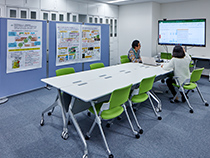 GIS/AIM Analysis Room(Photo)