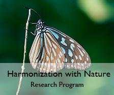 Harmonization with Nature Research Program
