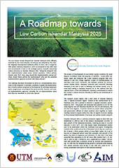 4.5 A Roadmap towards Low Carbon Iskandar Malaysia 2025 Brochure