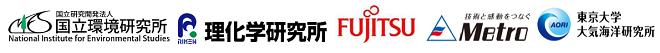 共同発表機関のロゴマークの画像